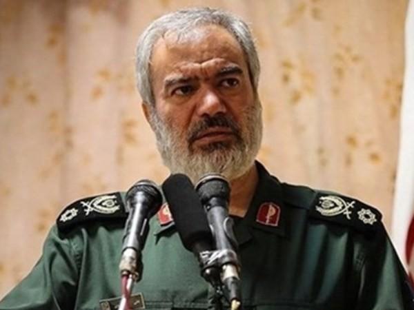 Phó Tư lệnh IRGC, Chuẩn Đô đốc Ali Fadavi