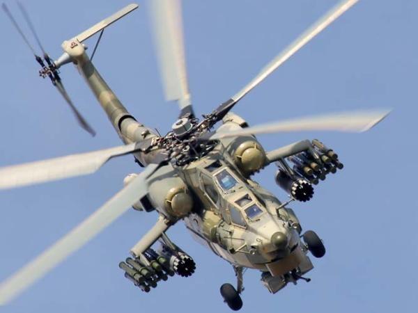 Trực thăng Mi-28N của Nga