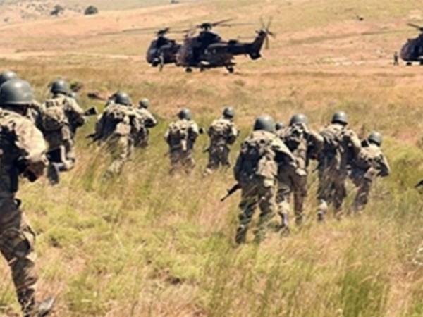 Thổ Nhĩ Kỳ đã tung quân xâm chiếm nhiều vùng lãnh thổ của Syria và Iraq