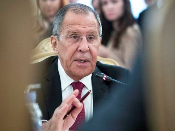 Ngoại trưởng Nga Vladimir Sergei Lavrov