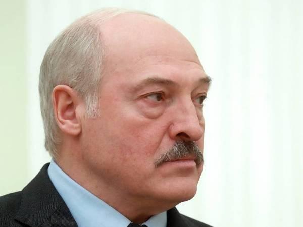 Tổng thống Belarus Alexander Lukashenko