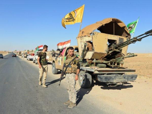 Lực lượng bán quân sự Hashd Al-Shaabi của Iraq