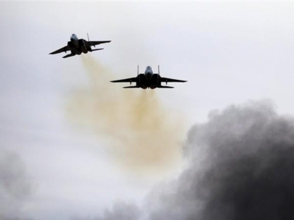 Các chiến đấu cơ Israel tấn công căn cứ của SAA ở Bu Kamal ngày 10-9-2019