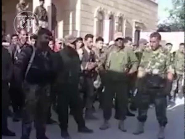 Các tay súng thuộc Lữ đoàn Al-Baqir