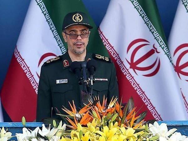 Tổng Tham mưu trưởng các Lực lượng Vũ trang Iran, Thiếu tướng Mohammad Hossein Baqeri