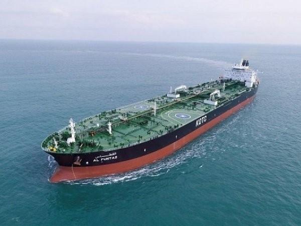 Tàu chở dầu của Iran