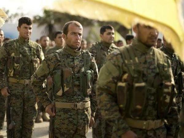 Lực lượng người Kurd ở Syria