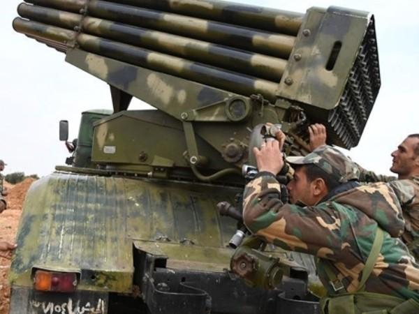 Quân đội Syria hiện diện ở Ras al-Ein, tỉnh Hasaka