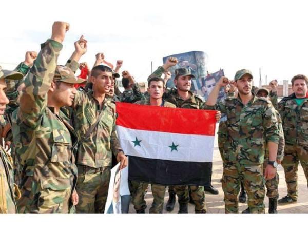 Quân đội Syria tiếp tục triển khai binh sỹ tới khu vực biên giới Đông Bắc nước này