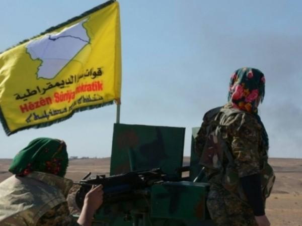 Lực lượng người Kurd giao tranh ác liệt với phiến quân được Thổ Nhĩ Kỳ hậu thuẫn ở phía Đông Bắc Syria, ngày 2-11-2019
