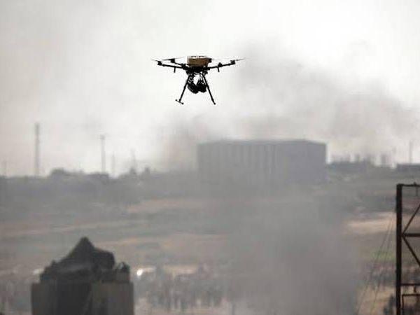 Hamas tuyên bố bắn hạ máy bay không người lái của Israel ở Gaza ảnh 1