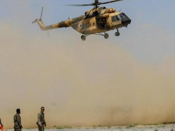 Taliban bắn rơi trực thăng Mỹ ở Afghanistan? ảnh 1