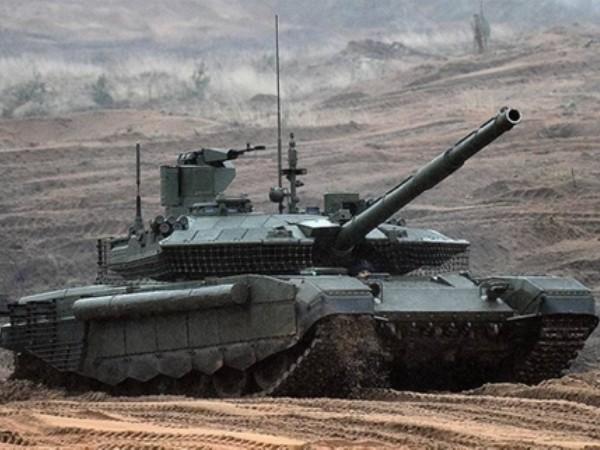 Quân đội Nga chuẩn bị nhận loạt xe tăng chiến đấu chủ lực T-90M