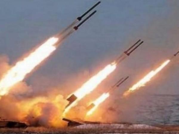 SAA tấn công tên lửa nhằm vào SDF