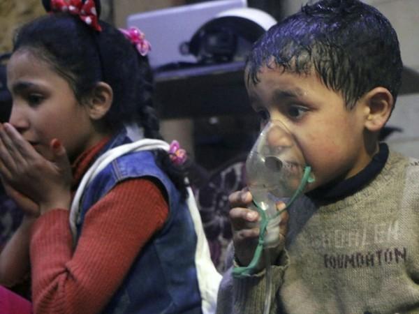 Nga cảnh báo sắp xảy ra một cuộc tấn công hóa học ở Syria ảnh 1