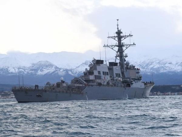 Điều gì sắp xảy ra khi khu trục hạm Mỹ mang tên lửa Tomahawk đang áp sát Syria? ảnh 1
