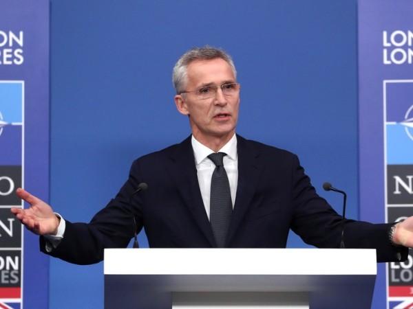 Tổng thư ký NATO, ông Jens Stoltenberg
