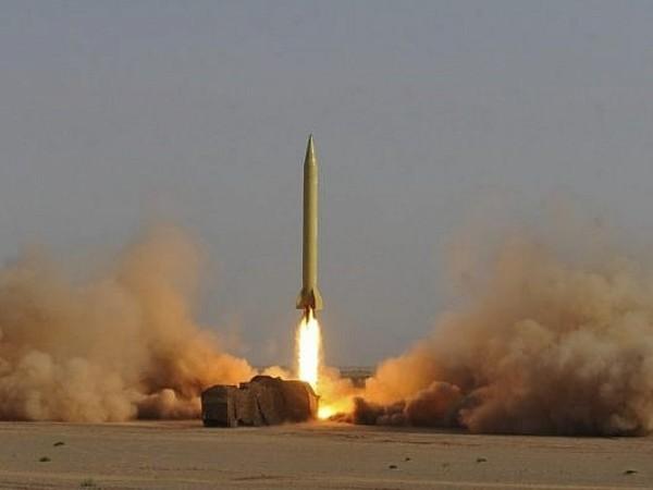 Tên lửa Shahab-3 của Iran