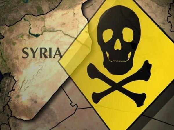 HTS bị cáo buộc vận chuyển vũ khí hóa học đến miền Nam Idlib