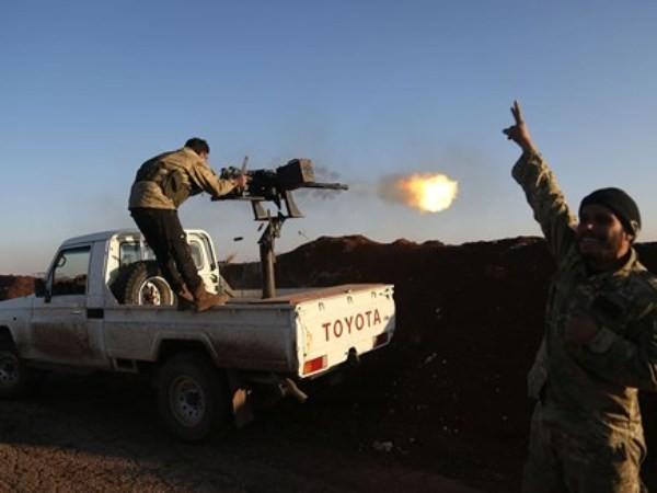 Phiến quân giao tranh dữ dội với SAA ở Hama