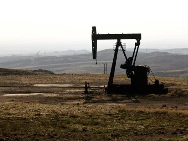 Một mỏ dầu ở Syria