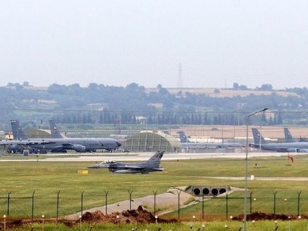 Căn cứ không quân Incirlik ở Thổ Nhĩ Kỳ