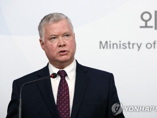 Đặc phái viên Mỹ về vấn đề Triều Tiên, ông Stephen Biegun
