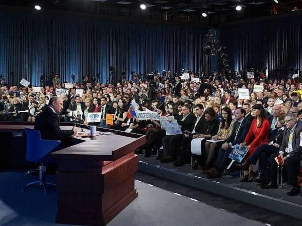 Tổng thống Nga Vladimir Putin tổ chức họp báo lớn lần thứ 15 vào ngày hôm nay (19-12-2019)