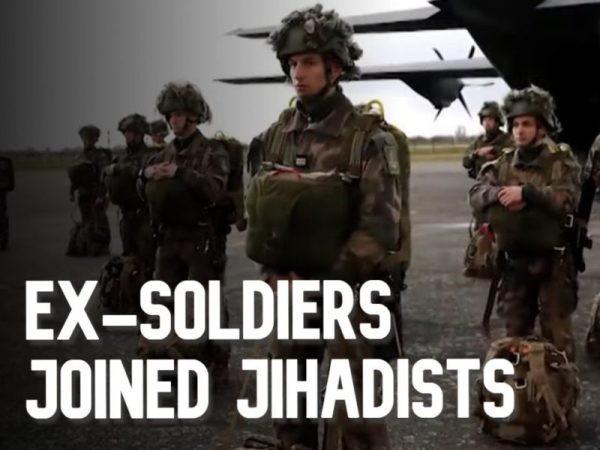 Binh sĩ Pháp ở Syria