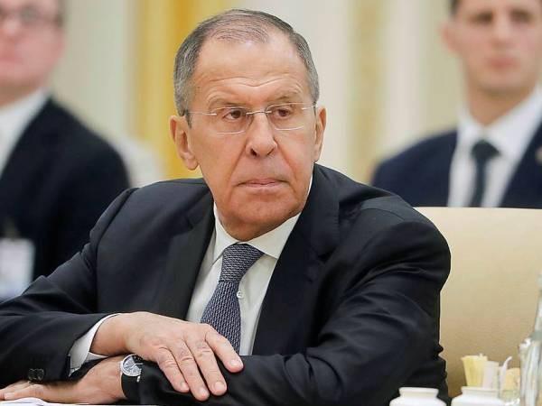 Bộ trưởng Ngoại giao Nga, ông Serge Lavrov