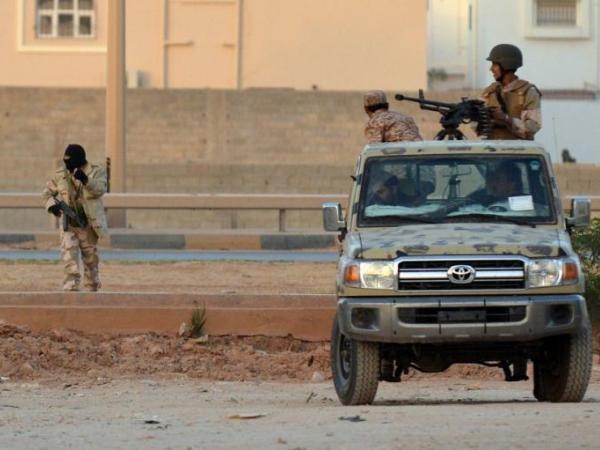 Lực lượng LNA ở Tripoli