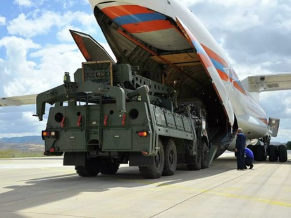 Nga cung cấp hệ thống phòng không S-400 cho Thổ Nhĩ Kỳ