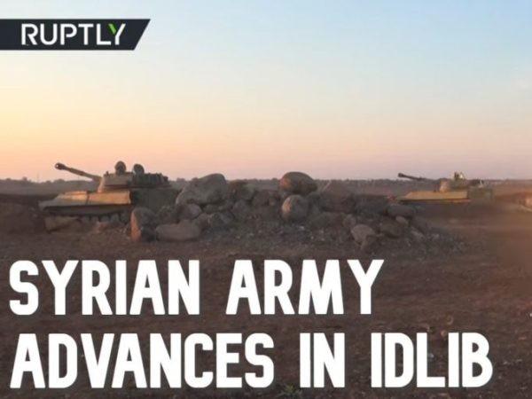 SAA đạt được những bước tiến lớn ở mặt trận Idlib trong những ngày qua