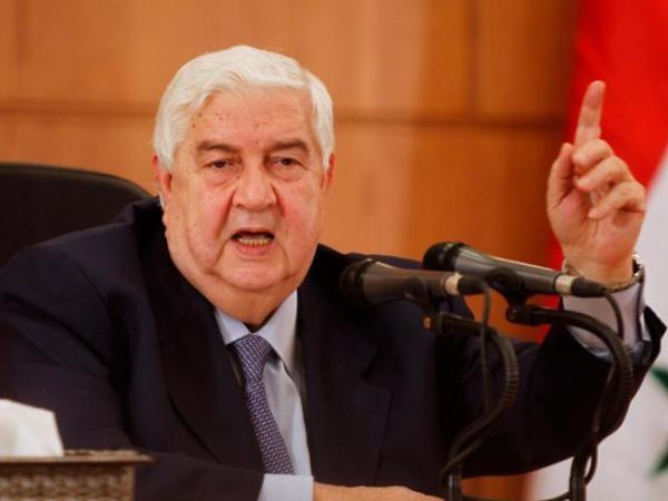 Ngoại trưởng Syria, ông Walid Muallem