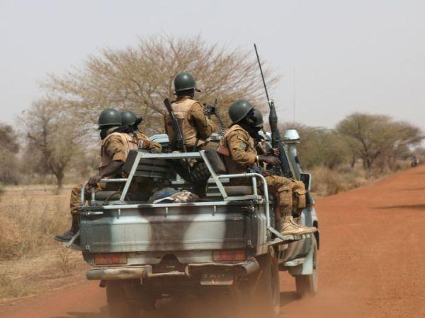Binh sĩ Burkina Faso