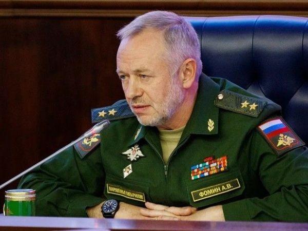 Thứ trưởng Bộ Quốc phòng Nga, ông Aleksandr Fomin