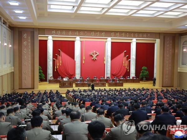 Phiên họp toàn thể kéo dài 3 ngày của Ủy ban Trung ương Đảng Lao động Triều Tiên, ngày 30-12-2019