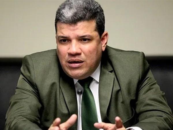Ông Luis Parra - Chủ tịch mới được bầu của Quốc hội Venezuela
