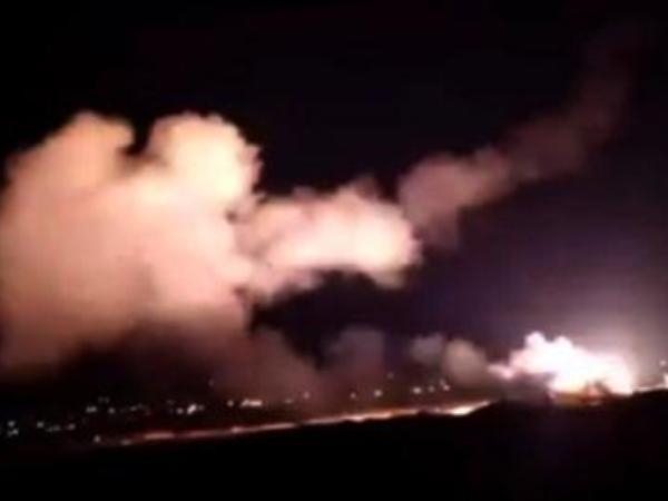 Căn cứ không quân Ayn al-Asad của Mỹ ở Iraq bị IRGC tấn công, ngày 8-1-2020