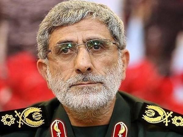 Tân tư lệnh lực lượng đặc nhiệm Quds của Iran, tướng Esmail Ghaani