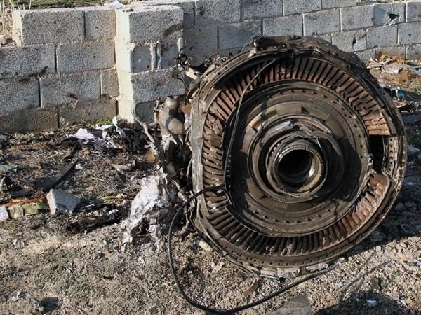 Hiện trường vụ rơi máy bay Ukraine ở Iran, ngày 8-1-2020