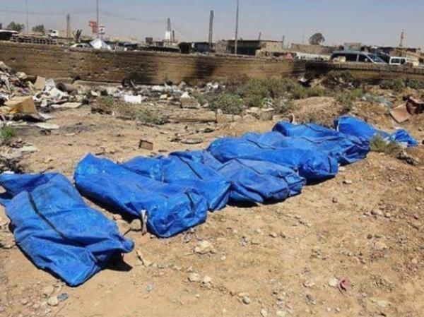 Nạn nhân thiệt mạng trong vụ thảm sát ở Deir Ezzor, Syria, ngày 13-1-2020