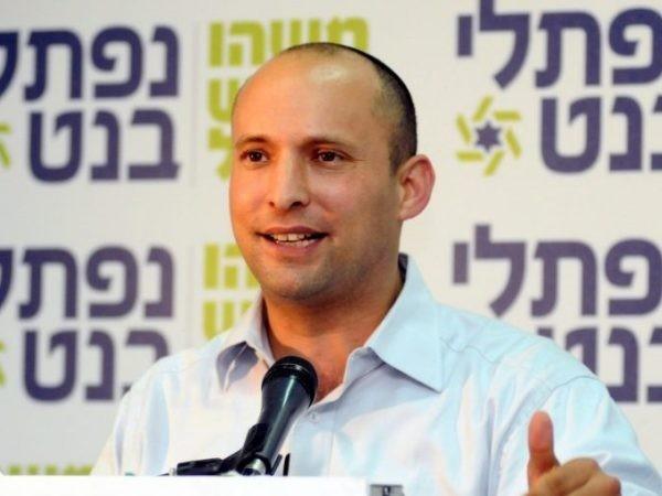 Bộ trưởng Quốc phòng Israel, ông Naftali Bennett