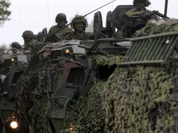 Một cuộc tập trận của NATO