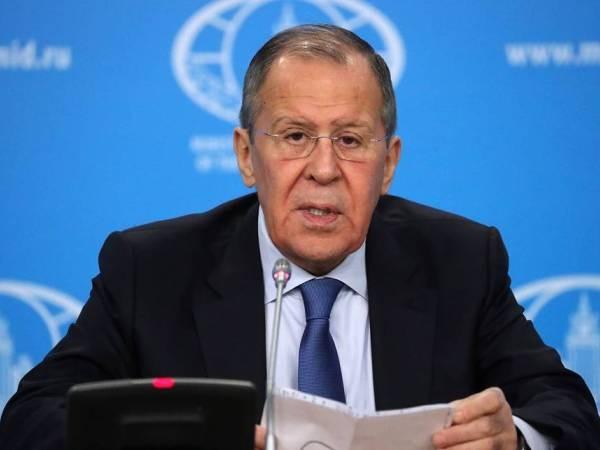 Ngoại trưởng Nga, ông Sergey Lavrov