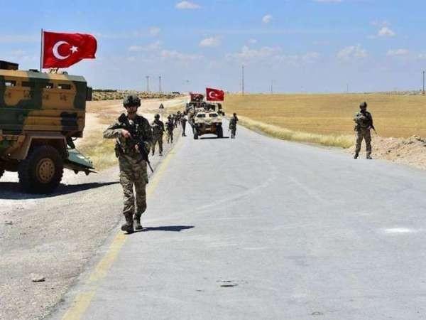 Lực lượng binh sĩ Thổ Nhĩ Kỳ tại Syria