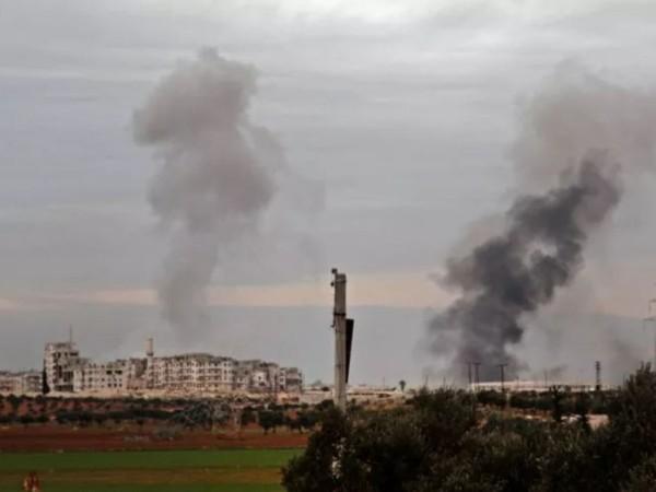 Thổ Nhĩ Kỳ cảnh báo tấn công thẳng vào thủ đô của Syria ảnh 1