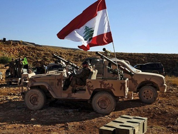Quân đội Lebanon nổ súng bắn máy bay không người lái của Israel, ngày 12-2-2020