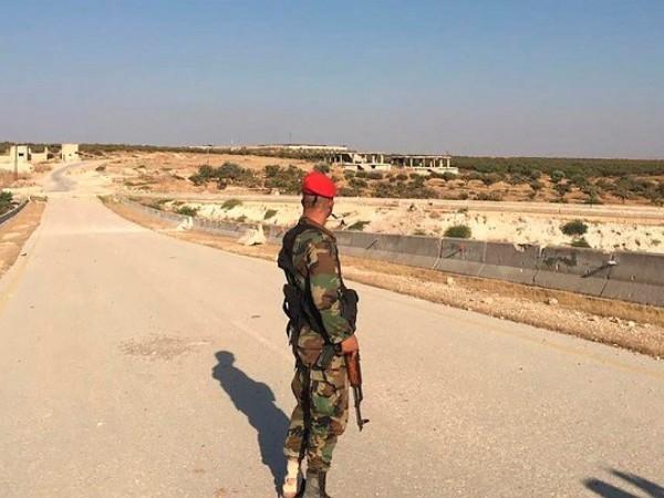 Đường cao tốc chiến lược Aleppo-Damascus