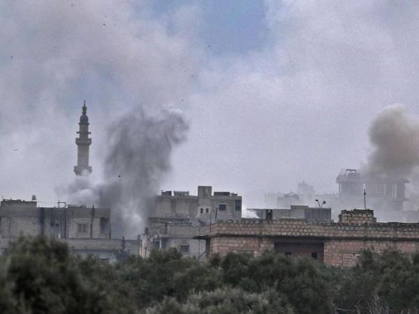 Phiến quân Syria tổ chức phản công tại Idlib, ngày 17-2-2020